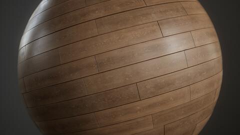 Wood Floor Material