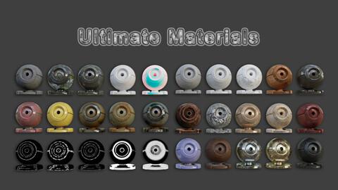 Ultimate Smart Materials for Blender 3D
