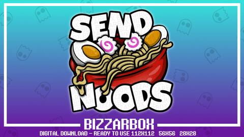 Twitch Emote: Send Noods