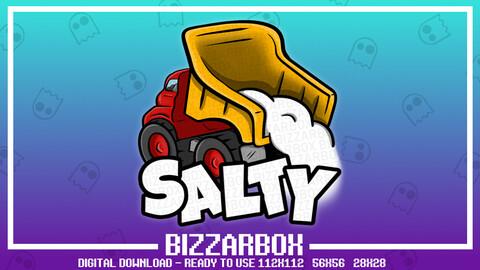 Twitch Emote: Super Salty