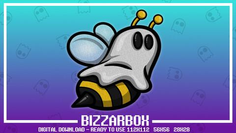 Twitch Emote: Boo Bee
