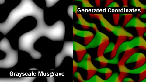 Grayscale to Vector Coordinate generator for Blender