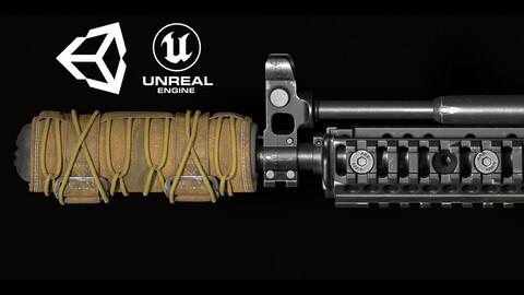 Elite-Iron Suppressor Wrap