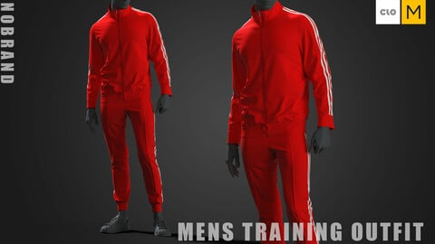 Mens - Training Outfit