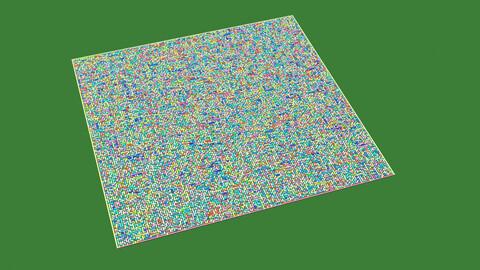 Colorful smart maze 301x301 (laberinto inteligente colorido 301x301)