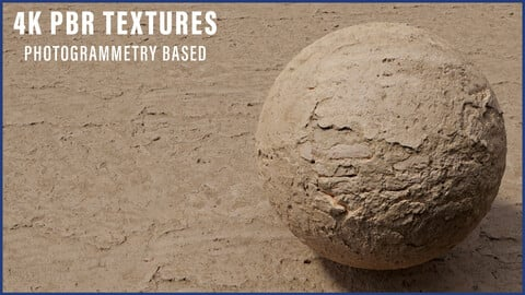 Photogrammetry - Clay Wall Material