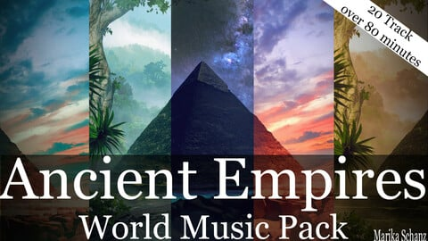 Ancient Empires Music Pack