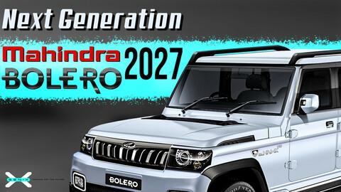 Mahindra Bolero 2027 Next Generation