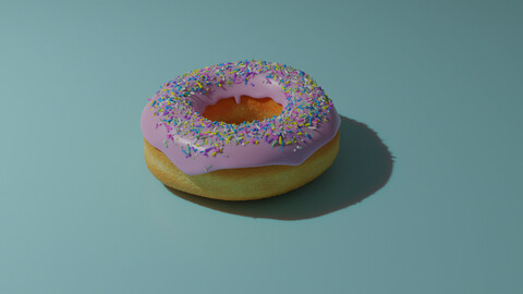 a donut picture