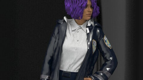 N.Y.PD outfit