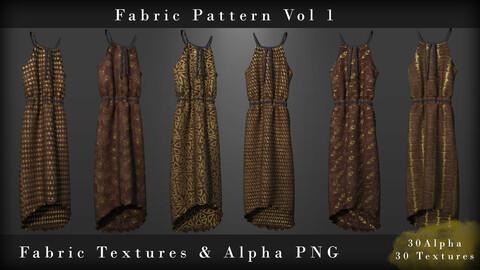 Fabric Pattern Vol 01