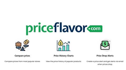 Price comparison website