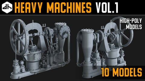 Heavy Machines Vol.1