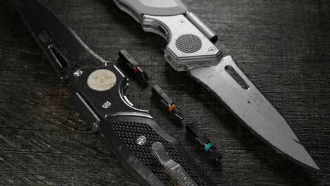 My Mauser knife by UACK