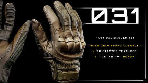 Tactical Gloves 031