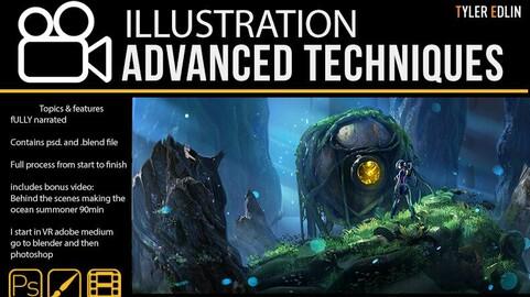 Advanced illustration techniques V1