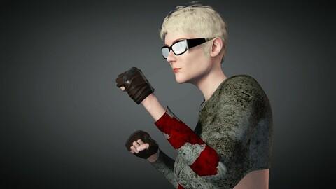 unreal engine character - rabi