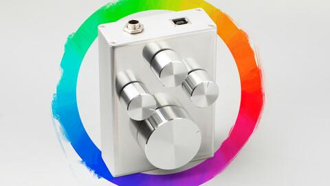 Sliderpusher for Digital Painters