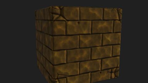 Stylized Simple Brick