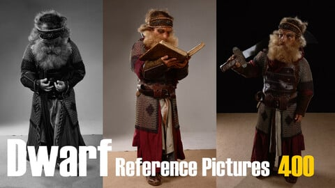 Dwarf Reference pictures