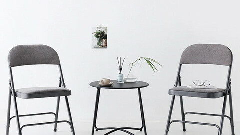ZIANY folding chair series