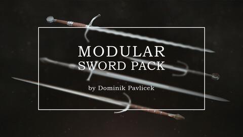 UE - Modular Swords Pack