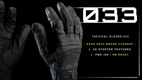 Tactical Gloves 033