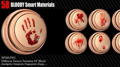 58 Blood Smart Materials