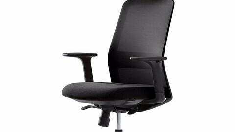 T402HLA/TN402HLA mesh chair