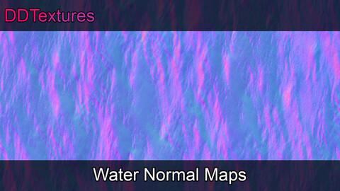 DDTextures - Water Normal Maps