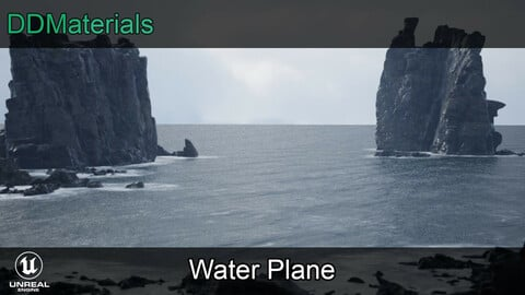 DDMaterials - Water for Unreal Engine