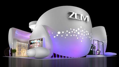 Exhibition - size - 15X12-3DMAX2012-0035