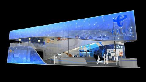Exhibition - Size - 24X21-3DMAX2012-0037