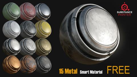 15 metal smart material free