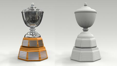 James Norris Memorial Trophy 3D model