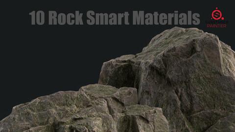 10 Rock Smart Materials