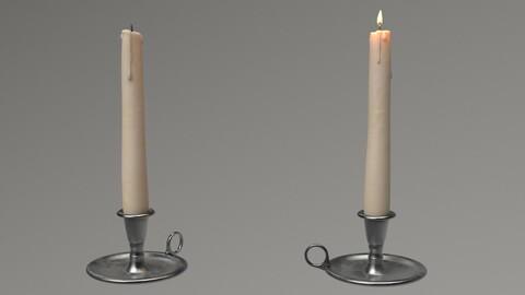 Old Candle holder