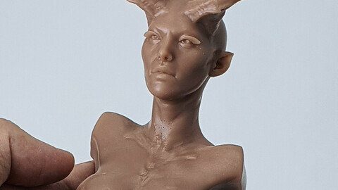 Succubus - Collaboration for 3DPrint