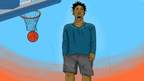 Basketball Tye