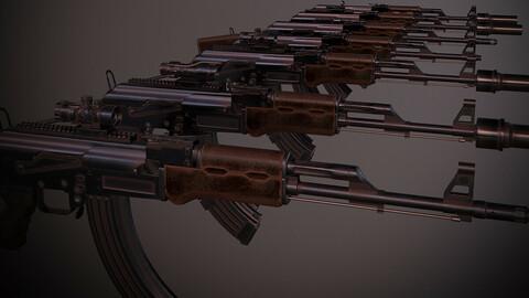 Moddable AK-47