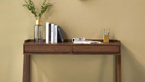 Oteca wood desk