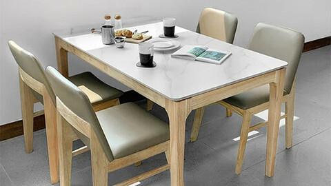 Nutella Natural Ceramic Table Set