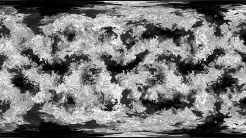 Fluid Pattern 360 Texture