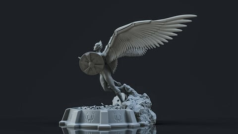 Valkirie - 3D printing