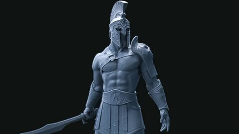 Spartan - 3D printing