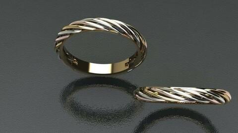 Jewel Gold  Ring