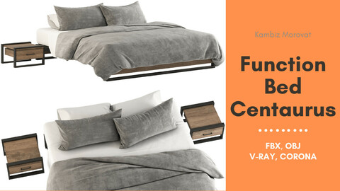 Function Bed Centaurus