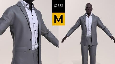 Men s Business Suit Marvelous Desigher Project