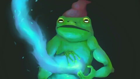 Frog Mage