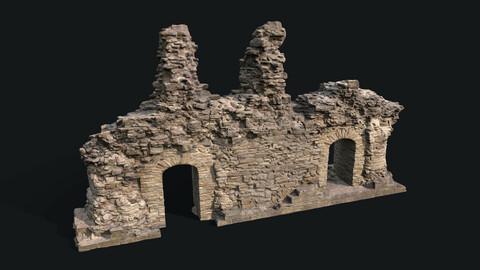 Game Ready Castle Ruins v.1